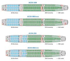 chart aer lingus airbus a330 seating chart