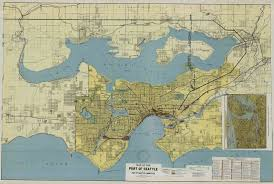 Map Of Boston Neighborhoods by How Seattle U0027s Neighborhoods Got Their Names Mental Floss