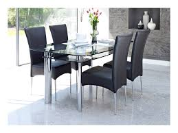 Chair Dining Room Sets Ikea Table  Chairs And Bench - Black dining table for 4