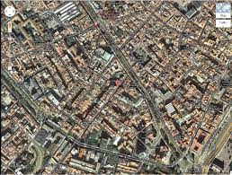 Google Maps Spain by
