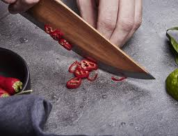 Kitchen Knives To Go Skid Wooden Chef Knife Gadget Flow
