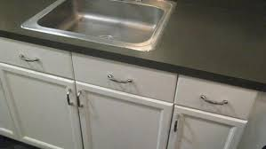 Refinishing Kitchen Cabinets How To Refinish Kitchen Cabinets Knock It Off The Live Well
