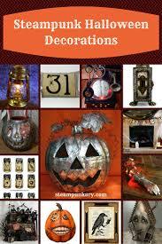 13 spooktastic steampunk halloween decorations steampunkary