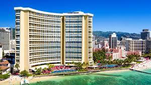 Map Of Waikiki Oahu Hotels Sheraton Waikiki Transportation