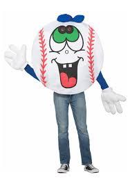Halloween Baseball Costume Baseball Mascot Costume