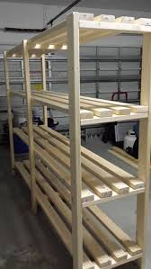 Rolling Wood Storage Rack Plans by Best 25 Basement Storage Ideas On Pinterest Storage Room