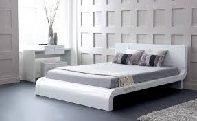 Modern Leather Bedroom Furniture King Size Bedroom Sets For Sale White Leather Furniture Suites