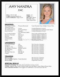 sample of special skills in resume sample acting resume special skills dalarcon com sample acting resume special skills dalarcon