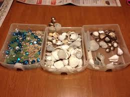 Bathroom Craft Ideas Tips Seashell Crafts Seashell Display Box Seashell