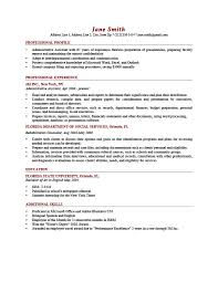 strong words for resumes how to write a professional profile resume genius