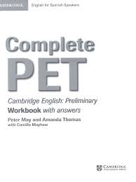 complete pet workbook whitout answers documents