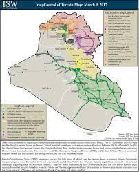 Iraq Syria Map by Isw Thestudyofwar Washington D C Latest News Breaking