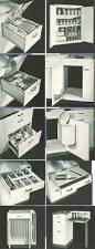 Retro Metal Kitchen Cabinets by 1950 U0027s General Electric Kitchen Metal Cabinets Oven And Cook Top