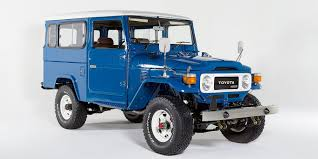 toyota company overview history of the toyota fj series u2013 the fj company blog