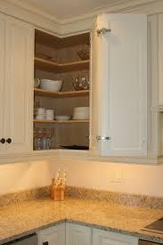 upper corner kitchen cabinet storage kitchen pinterest