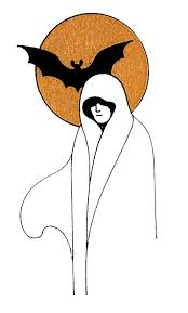 bats images clip art vintage halloween clip art ghost ladies the graphics fairy
