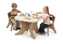 Childrens Garden Chair Amazon Com Step2 Traditions Table U0026 Chairs Set Toys U0026 Games