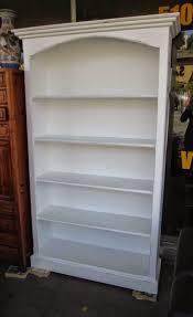 uhuru furniture u0026 collectibles sold shabby chic wood bookcase