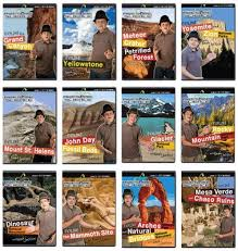 Awesome Science Volumes         DVD Pack