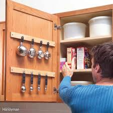 What To Do With The Space Above Your Kitchen Cabinets Kitchen Storage Ideas The Family Handyman