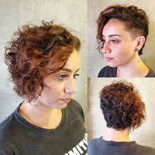 haircuts for really curly hair 50 most delightful short wavy hairstyles