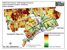 Detroit Michigan Map by Environment Land U0026 Water Infrastructure Detroit Environmental