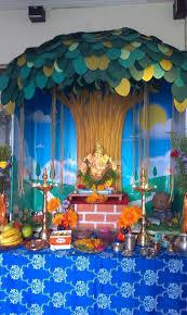 391 best ganapati u0026 deity decoration images on pinterest more