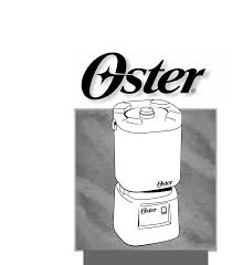 oster ice cream maker instructions redfoal for