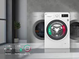washing machines lg turbo wdu21406tph lg electronics levant