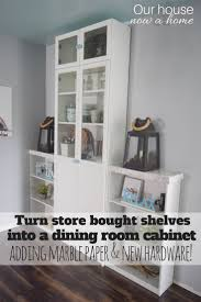easy steps to customize bookshelves for a custom look u2022 our house