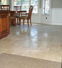 Painted Kitchen Floor Ideas View In Gallery Hand Painted Ceramic Tiles Papillon Ruben Toledo