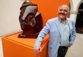Famous Mexican Singers by Provocative Mexican Artist José Luis Cuevas Dies At Age 83 Nbc News