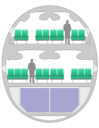 seat configurations of airbus a380 wikipedia