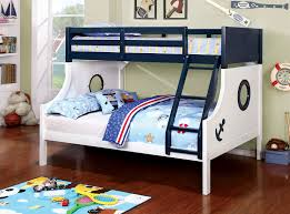 Buy Furniture Of America CMBK Nautica TwinFull Bunk Bed - Nautica bedroom furniture
