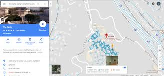 Google Maps Los Angeles by Exploring Museums Online With Google Maps Cheap Summer Fun Art