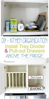 Kitchen Cabinets With Pull Out Shelves by Remodelando La Casa Kitchen Organization How To Install Pull