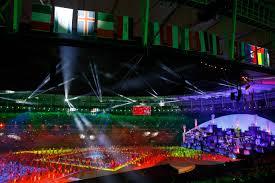Cerimônia de abertura dos Jogos Olímpicos de Verão de 2016