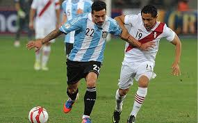 Peru Tahan Argentina 1-1