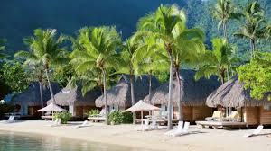 manava beach resort and spa moorea youtube