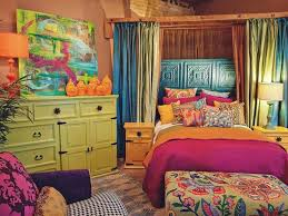 Colorful Bedroom Ideas - Colorful bedroom design ideas