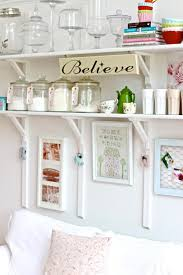 Simple Wall Shelves Design Simple Diy Kitchen Wall Shelves Ideas Image 14 Kitchen Wall