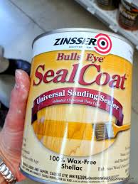 use when painting oak cabinets to help seal the grain so it won u0027t