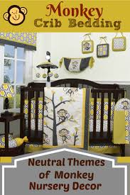 Monkey Crib Set Monkey Crib Bedding Sets