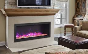 50 Electric Fireplace by Vista Bi 50 12 Electric Fireplace Sierra Flame