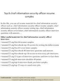 Security Officer Resumes  resume template security officer resume     happytom co Top   chief information security officer resume samples   security officer resumes