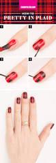 best 25 plaid nails ideas on pinterest plaid nail art plaid