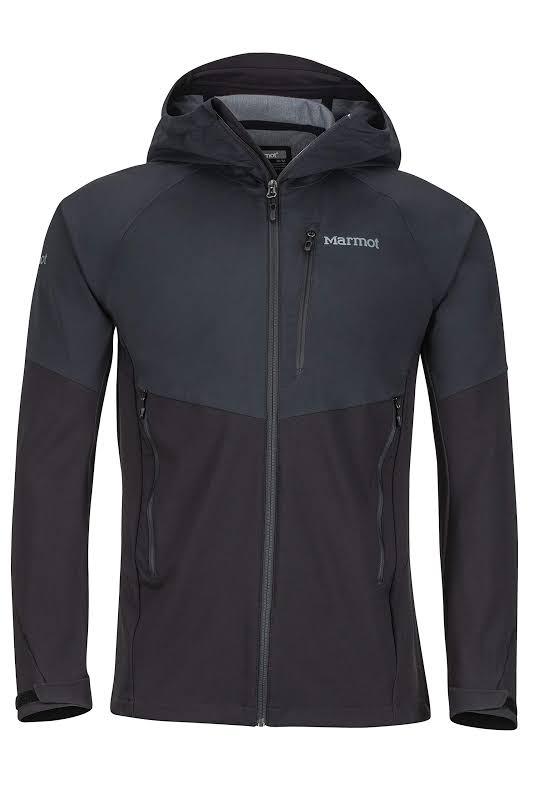Marmot Rom Softshell Jacket Black Extra Large 81800-001-XL