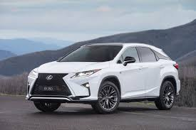 lexus rx 200t engine 2016 lexus rx200t rx350 rx450h price and features