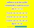 เลขเวียดนาม Hà Nội งวดวันพฤหัสบดีที่ 20 พฤศจิกายน พ.ศ.2557 โดย อ ...