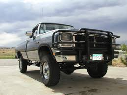 Dodge Ram 93 - post pics of your bumper brushguard page 2 dodge diesel